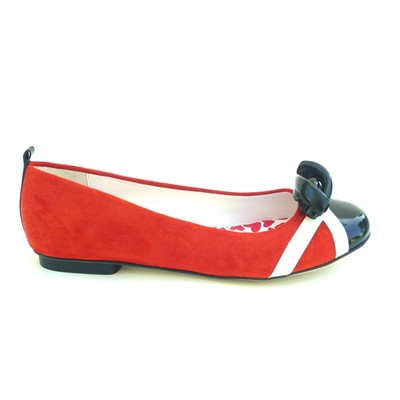 HEP'Y PARIS New Day Girl - Ballerines en cuir