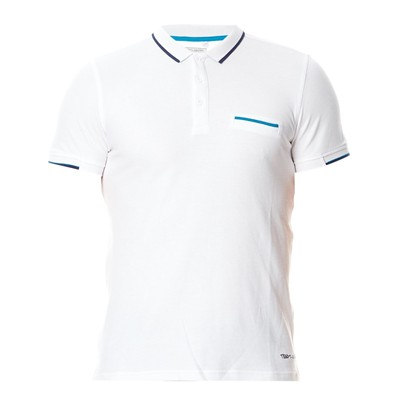 TEDDY SMITH Pacome - Polos - blanc