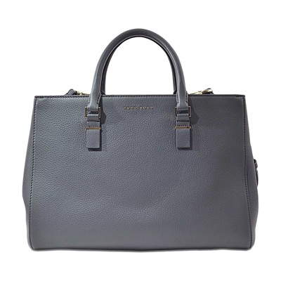 Luxury Staple M-C - Sac cabas en cuir - gris