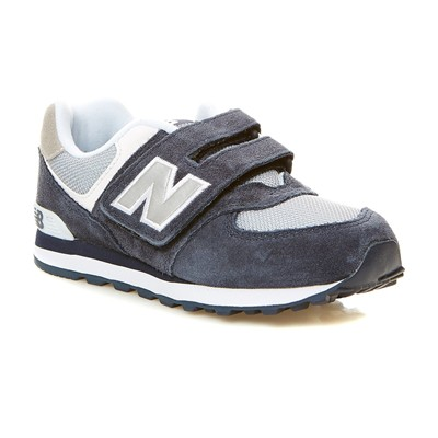 NEW BALANCE KV574 M - Baskets - blanc