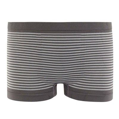 POMM'POIRE Stripes by Djembé - Lot de 2 boxers - gris