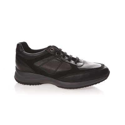 GEOX BOSTON - Baskets - noir
