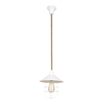 Industryal Light suspension - blanc
