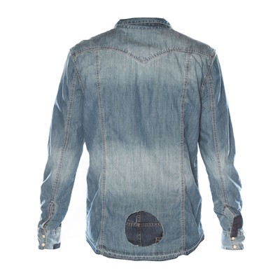 DEELUXE Jerry - Liquette - denim bleu