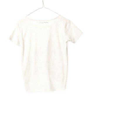 Typology - T-shirt - gris chine
