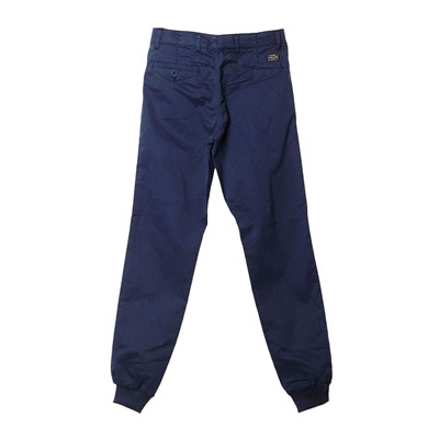 TEDDY SMITH Rib - Pantalon chino - bleu foncé