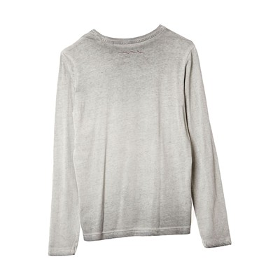 TEDDY SMITH Transfer - T-shirt - gris chine