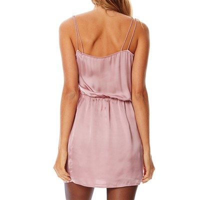 Lafliro - Robe blousante - rose
