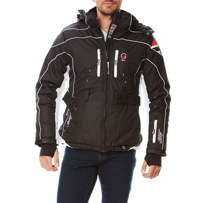 GEOGRAPHICAL NORWAY Manteau de ski - noir