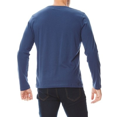 PEPE JEANS LONDON Eggo Long - T-shirt - bleu