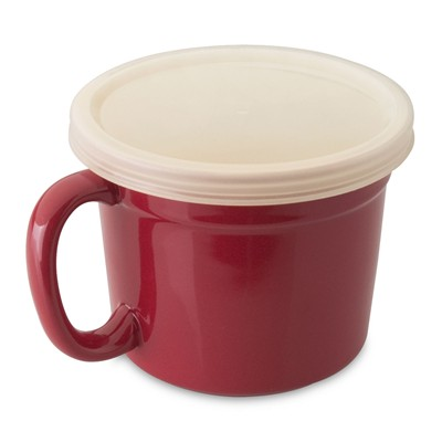 Berghoff Set de 2 tasses - rouge