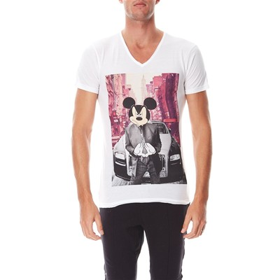 Eleven Paris Dickey - Camiseta - blanco