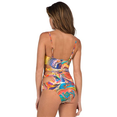 VOLCOM Mike Parillo - Maillot 1 pièce - multicolore