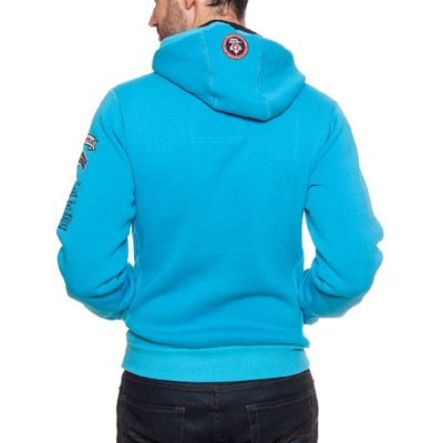Galapagos - Sweat à capuche - turquoise