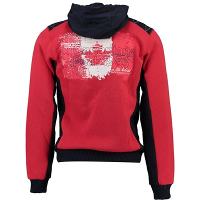 Galatsi - Sweat-shirt - rouge