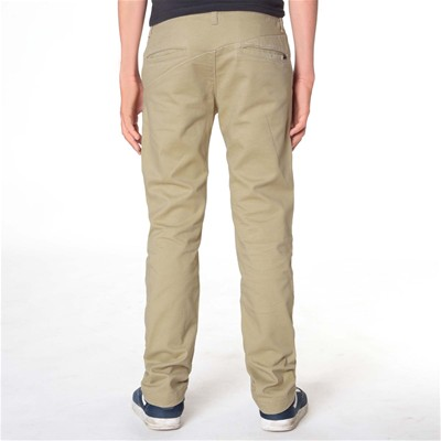 Faceted - Pantalon chino - beige