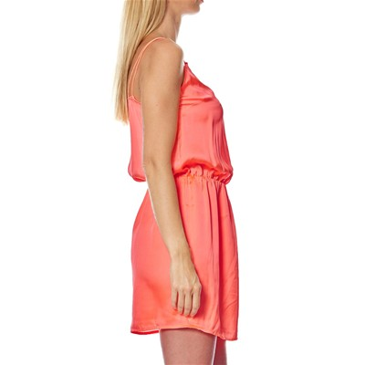 Lafliro - Robe blousante - orange
