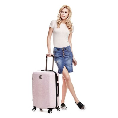 GUESS Merrison - Trolley - rose