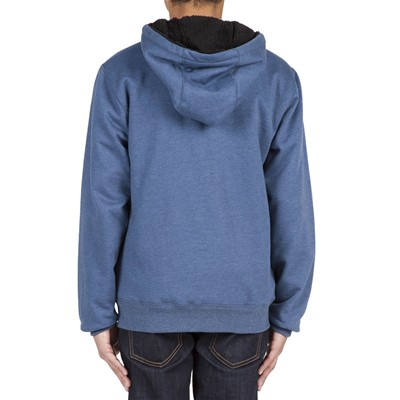 Stone Lined - Sweat à capuche - bleu