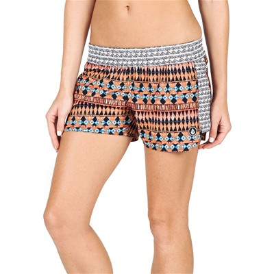VOLCOM Tradewinds 3 - Short de bain - raisin
