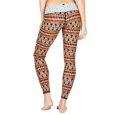 Tradewinds Surf - Legging - raisin