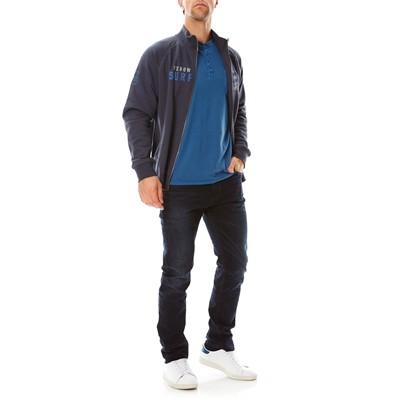 OXBOW Kafta - Sweat-shirt - bleu marine