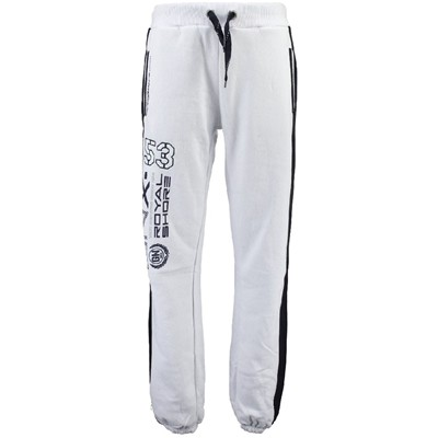 Mapping - Pantalon jogging - blanc