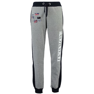 Memporio - Pantalon jogging - gris