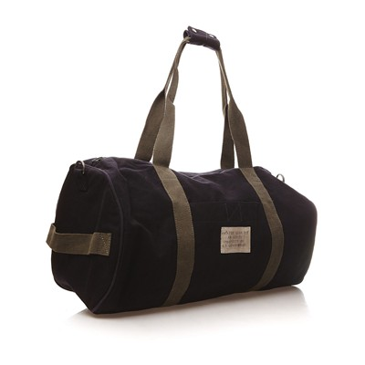JACK & JONES Sac week-end - denim noir
