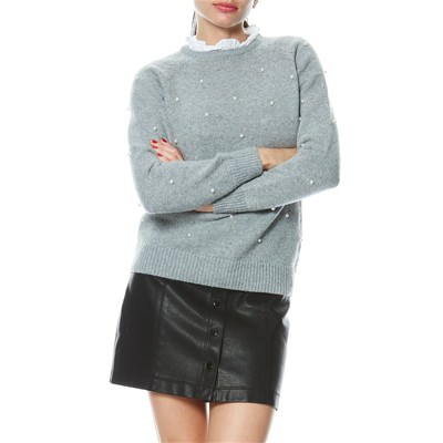 William De Faye Jersey - gris jaspeado