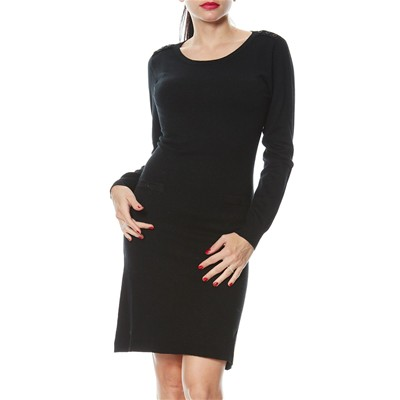 William De Faye Vestido - negro