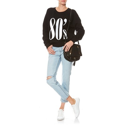 ELEVEN PARIS Sweat-shirt - noir
