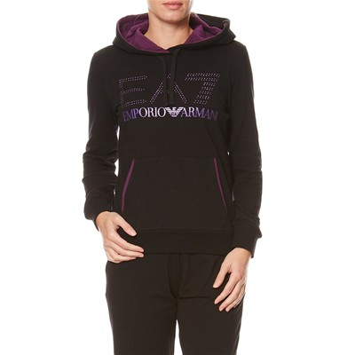 EA7 Ensemble jogging - noir