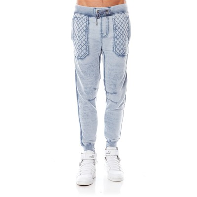 SOULSTAR MP OTOGRAM - Pantalon jogging - bleu clair