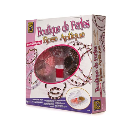 Rose Antique - Boutique de perles