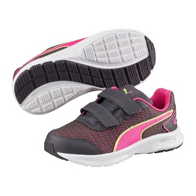 PUMA PS Descendant V4 - Baskets - rose