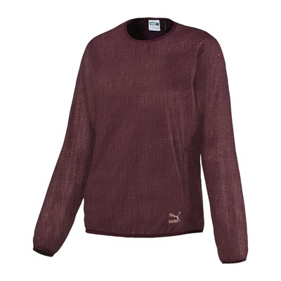 PUMA Sweat-shirt - bordeaux