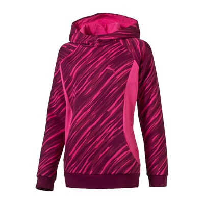 PUMA Sweat-shirt - fuchsia