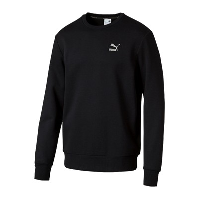 PUMA Evo Core Crew - Sweat-shirt - noir