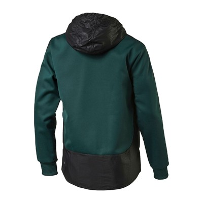 PUMA Evo Embossed Savannah - Sweat à capuche - vert