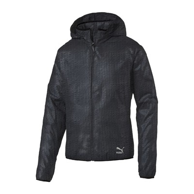 Evo Embossed Jacket - Veste coupe-vent - noir