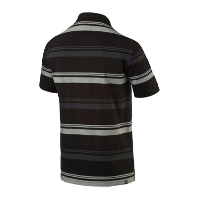 PUMA Stripe - Polo - rayé