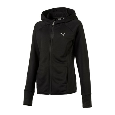 PUMA Girl act train - Sweat-shirt - noir