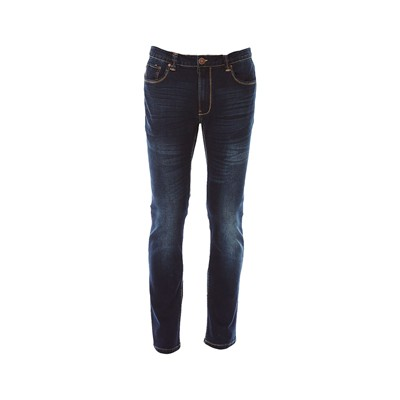 SOULSTAR MP CRIMSON - Jean slim - denim bleu