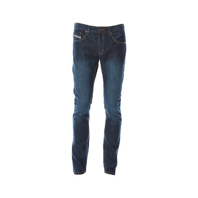 SOULSTAR MP FLIPPER - Jean slim droit - denim bleu