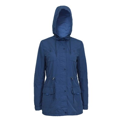 French Cook Speculoos - Parka Coupe-vent - bleu marine