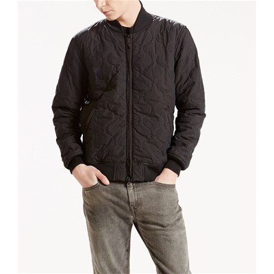 Thermore Quilted - Bombers - brun