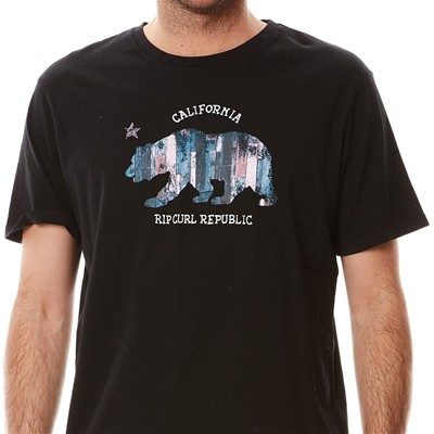 RIP CURL Califrutty ss - T-shirt - noir