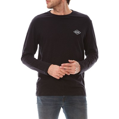 RIP CURL Diamond ls - T-shirt - noir