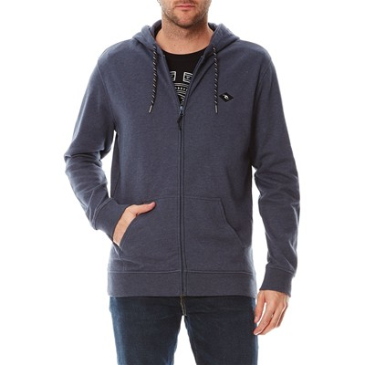 RIP CURL District Zt Hooded - Sweat à capuche - bleu